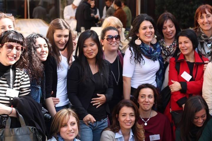 le bloggalline alla boscolo etolie academy di tuscania