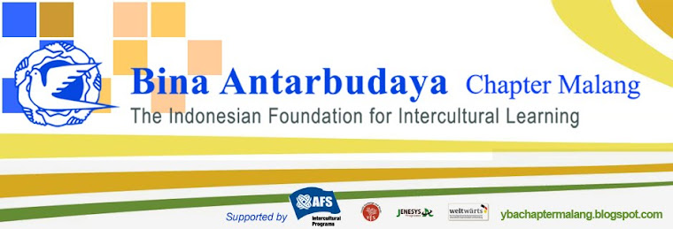 Yayasan Bina Antarbudaya Chapter Malang
