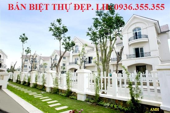 Bán Biệt Thự Hoàng Quốc Việt, Bắc Từ Liêm