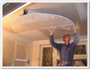 Подвесные потолки из гипсокартона онлайн