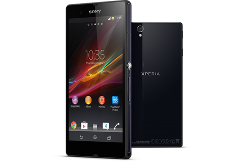 Sony, Android Smartphone, Smartphone, Sony Smartphone, Android, Android 4.2, Sony Xperia Z, Xperia Z