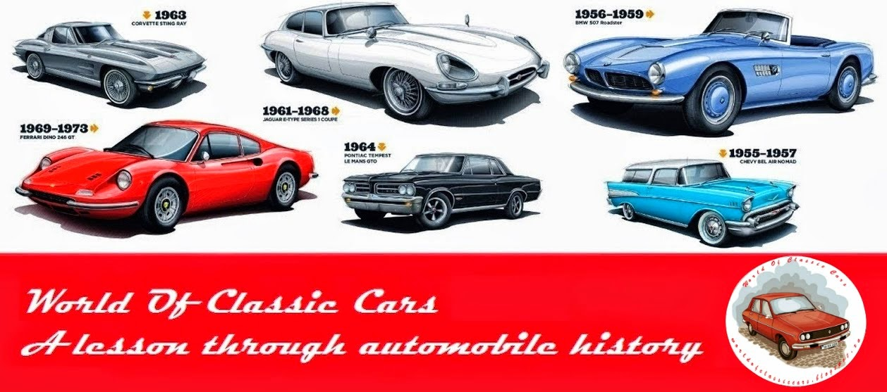 World Of Classic Cars