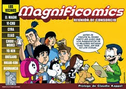 El libro de MAGNIFICOMICS a la venta aquí!