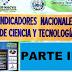 Indicadores de Ciencia y Tecnologia 2013. Parte III
