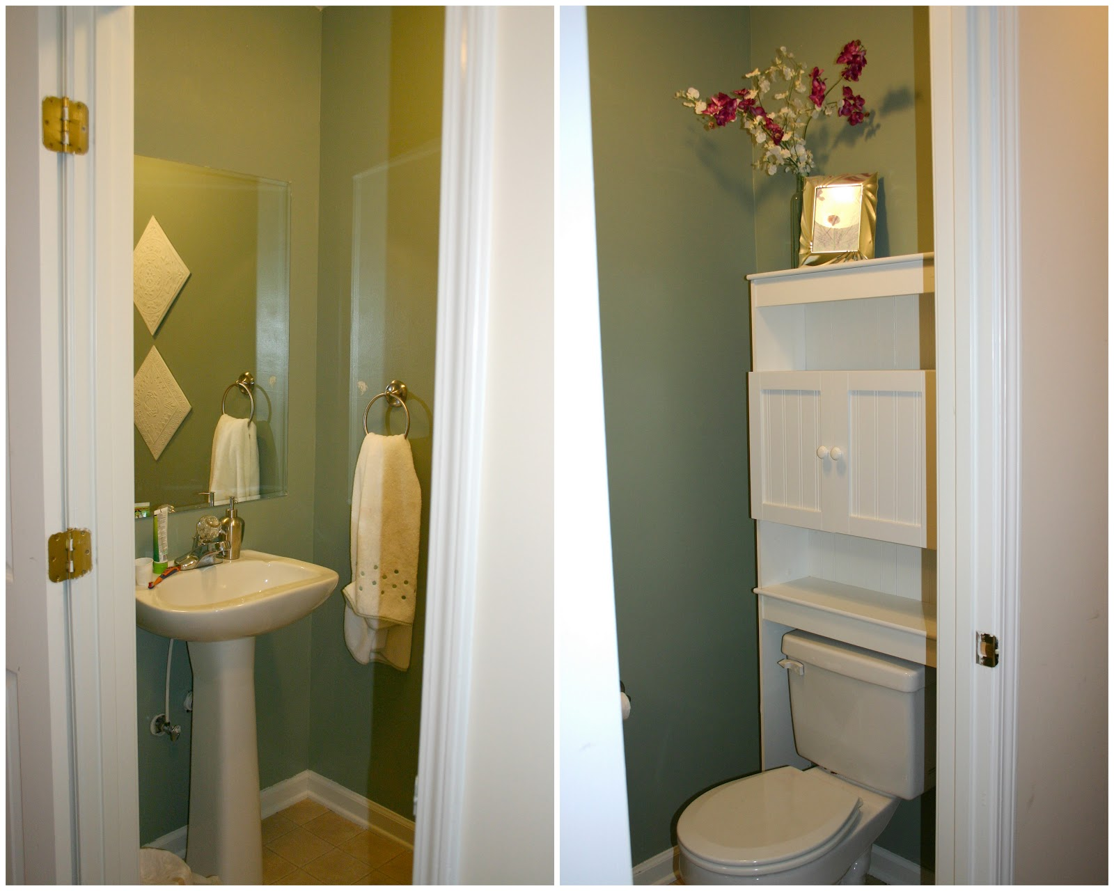 Half Bathroom Displaying Images For Very Small Half Bathrooms