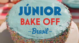 JÚNIOR BAKE OFF: 1ª TEMPORADA
