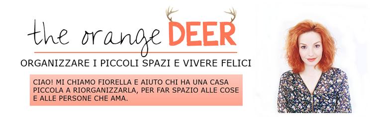 The Orange Deer