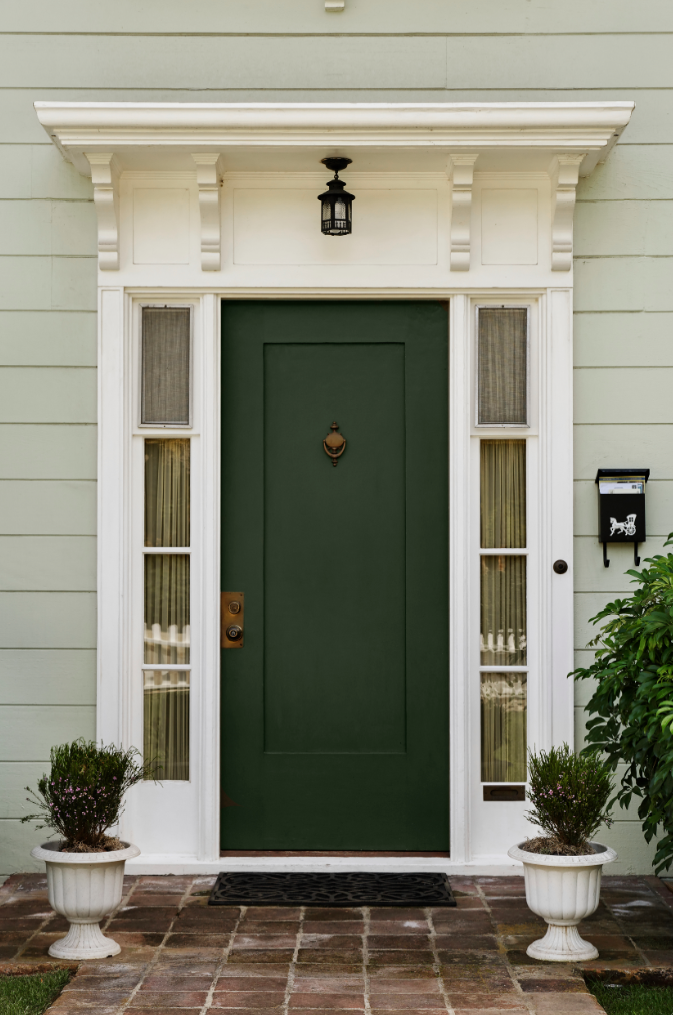 The top 10 trends for front door designs for your house ideas for home decor - Exterior door paint color ideas property ...