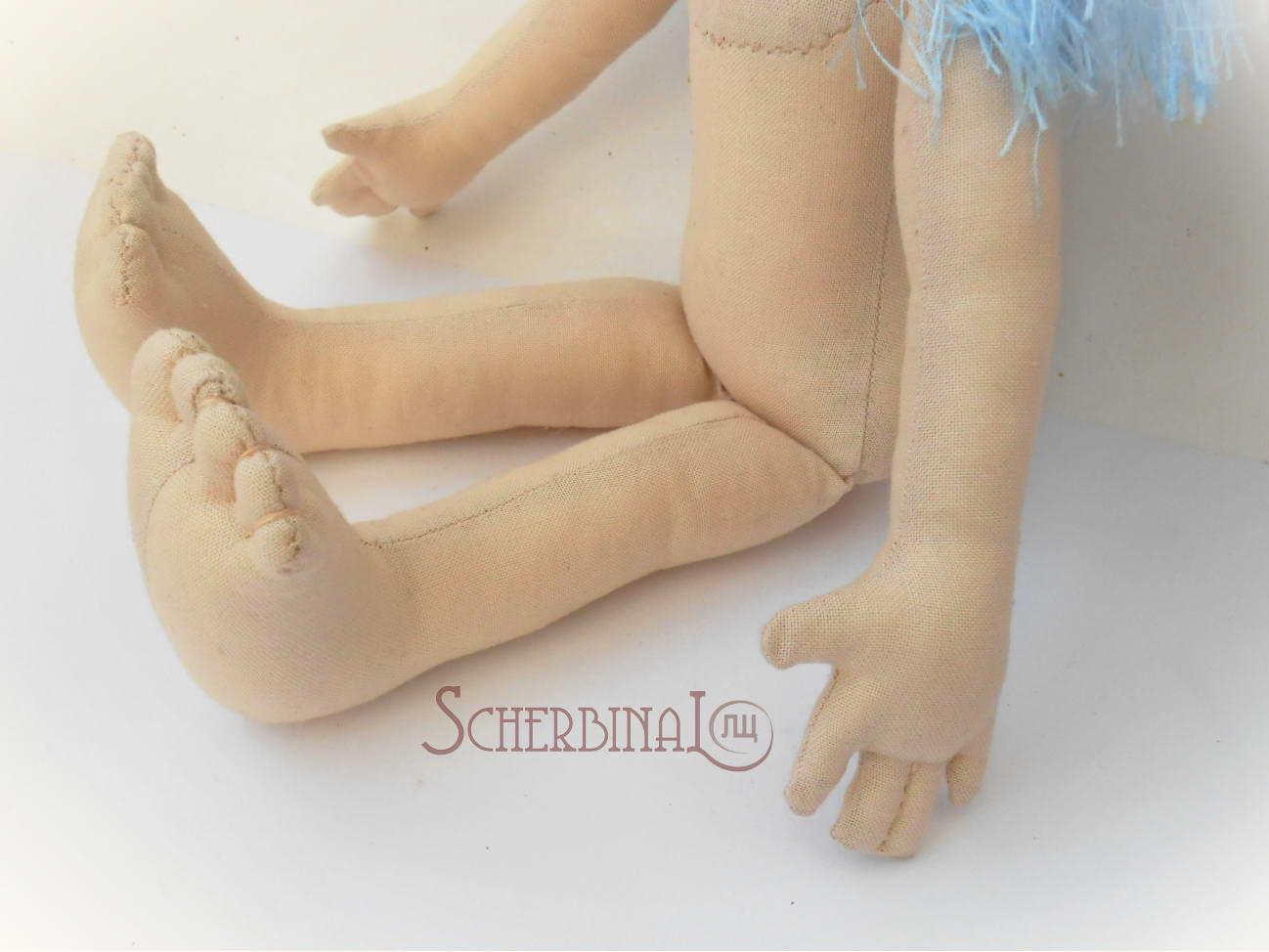 игровые текстильные куклы-карамельки, ручная работа
