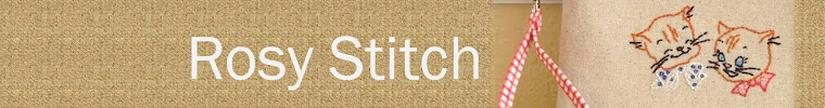 Rosy Stitch