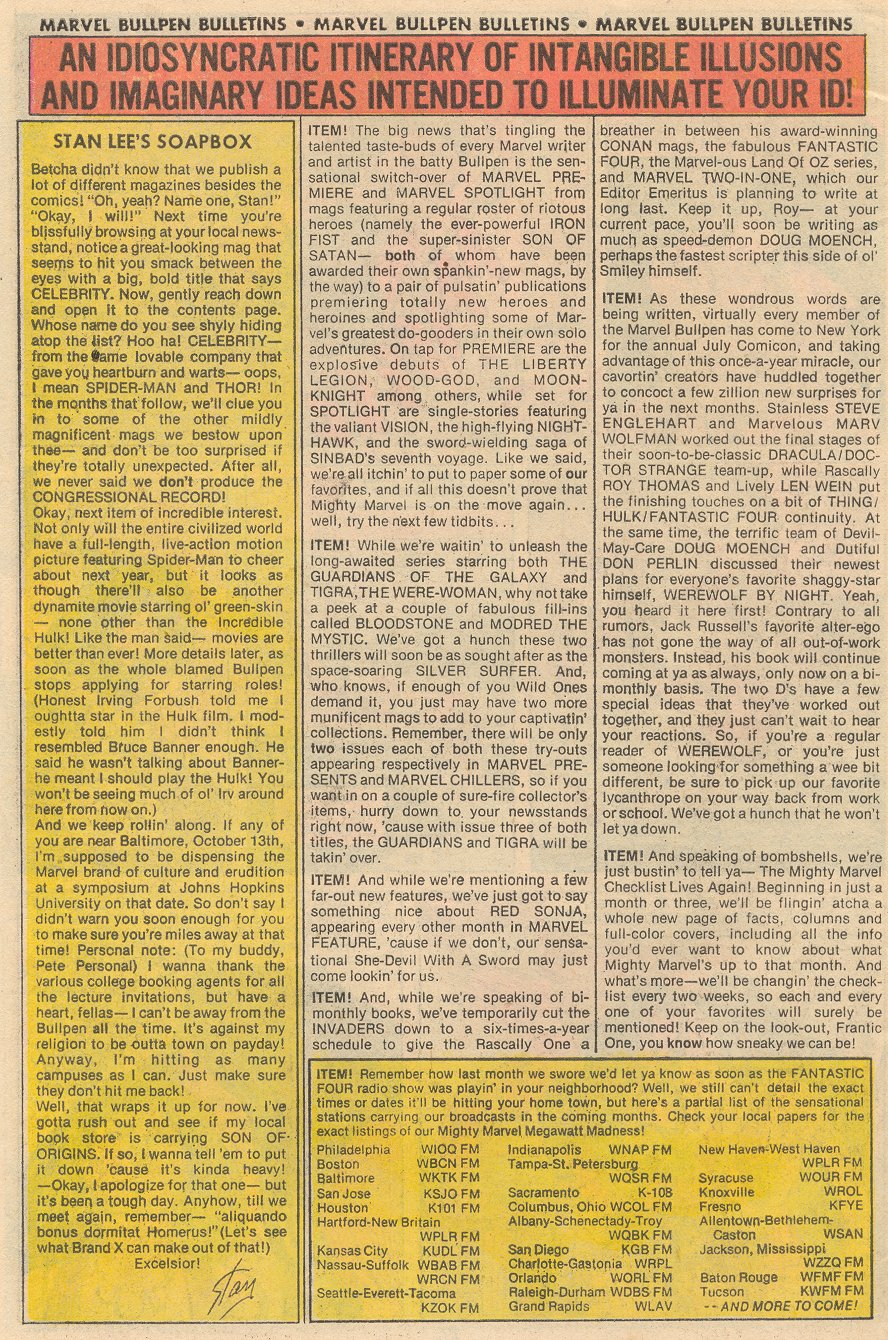 Conan the Barbarian (1970) Issue #58 #70 - English 19