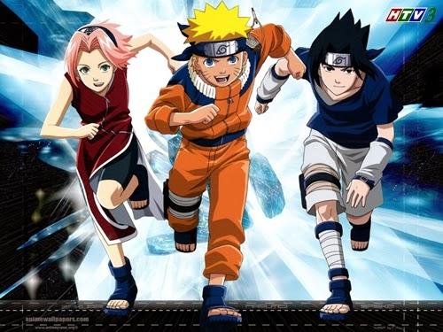 Phim Naruto HTV3 Thuyết Minh