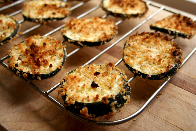Frugal Healthy Recipe: Baked Zucchini Chips