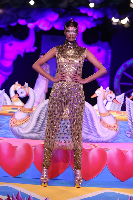 Pcj Delhi Couture Week Manish Arora Bridal Stylish By