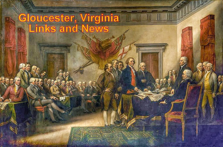 Gloucester VA Links and News