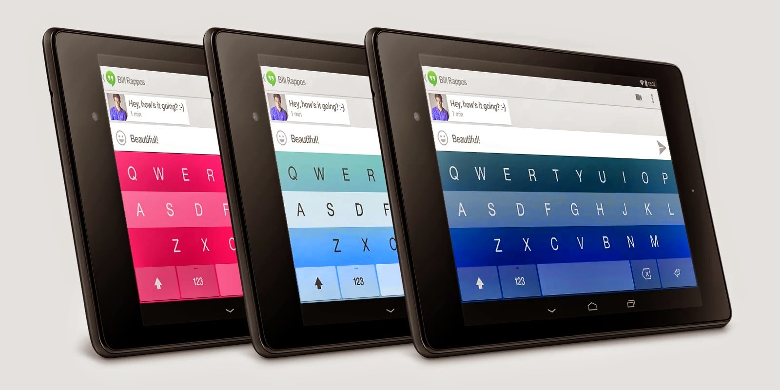 Fleksy Keyboard + Emoji v3.0.4 BETA