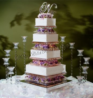 Wedding Cakes by Country Cakes and Catering