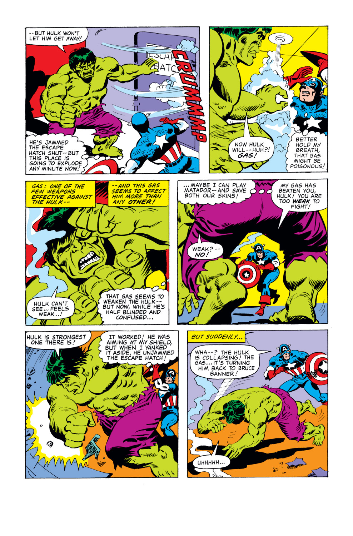 Captain America (1968) Issue #257 #172 - English 15