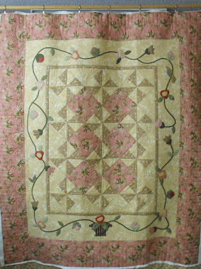 Traditional Custom Quilting