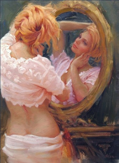 Mark Arian 1947 | Romantic Realist painter