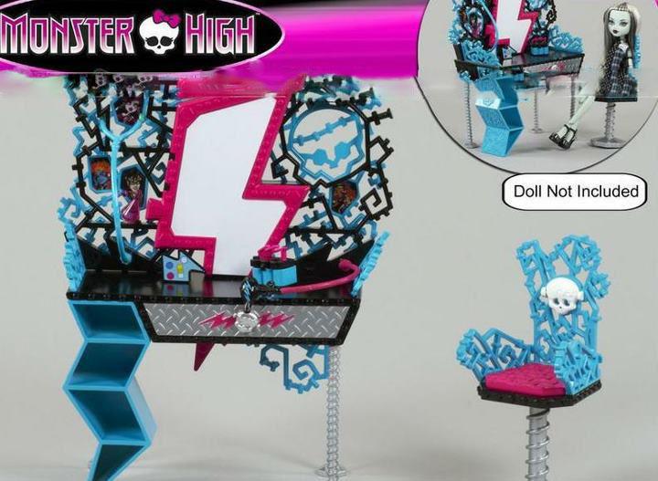 Monster High Furniture Nataliezworld