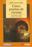 CINCO PEPITAS DE NARANJA-ARTHUR CONAN DOYLE