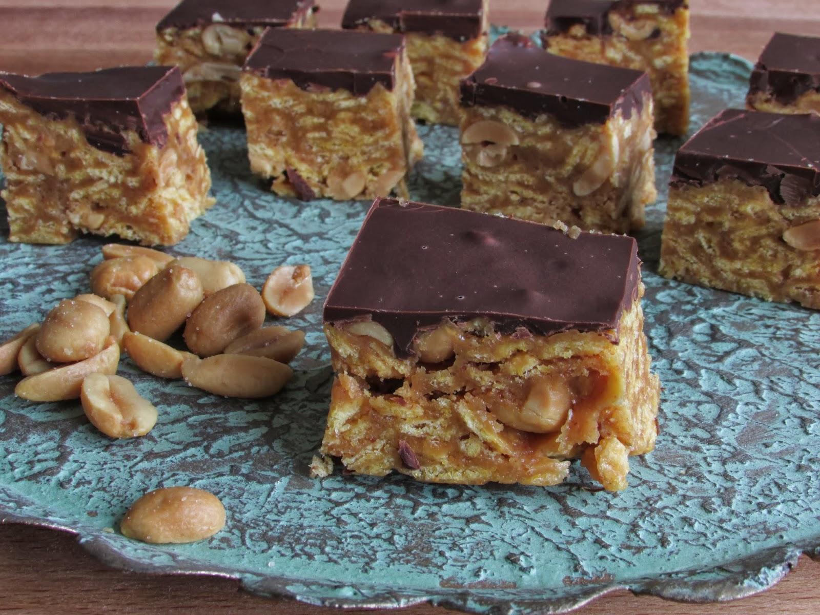 snickers kage på dansk