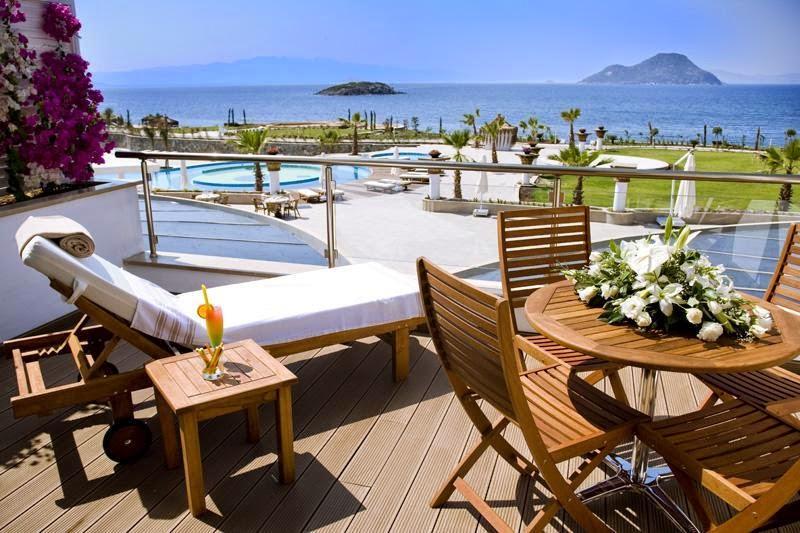 Bodrum (Turchia) - Sianji Well-Being Resort 5* - Hotel da Sogno