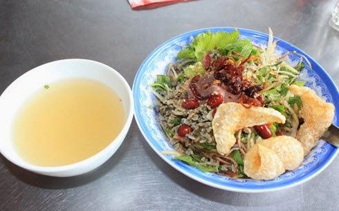 Mussel Rice in Huong River (Cơm Hến Sông Hương)3