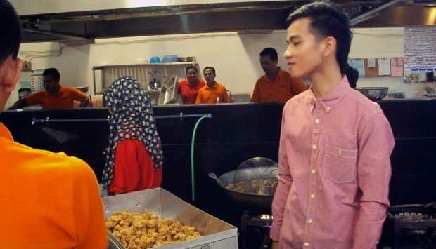 Gibran, Anak Jokowi Berbisnis Katering