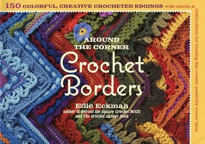 Around the Corner Crochet Borders by Edie Eckman