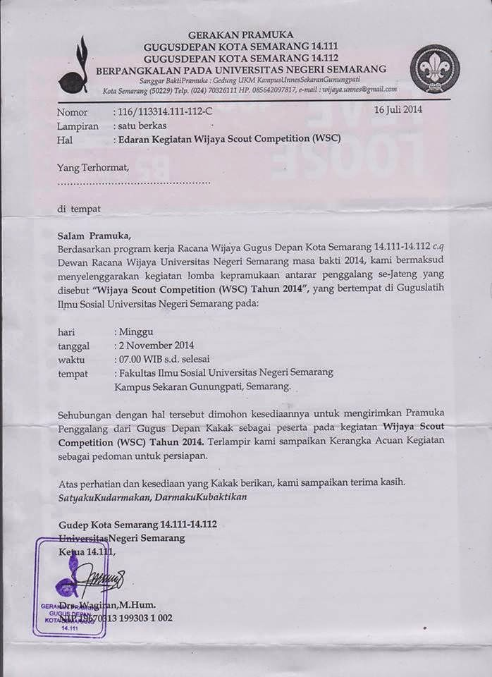Guslat Ilmu Sosial Surat Edaran Dan Surat Rekomendasi