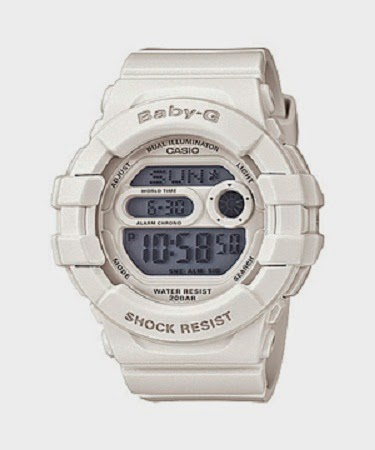 Casio Baby-G BGD-140-7A Dual Illuminator Women's Watch