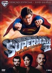 Filme Superman 2 A Aventura Continua Dublado AVI DVDRip