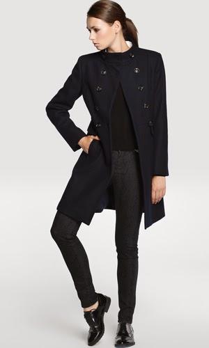 abrigo mujer Tintoretto