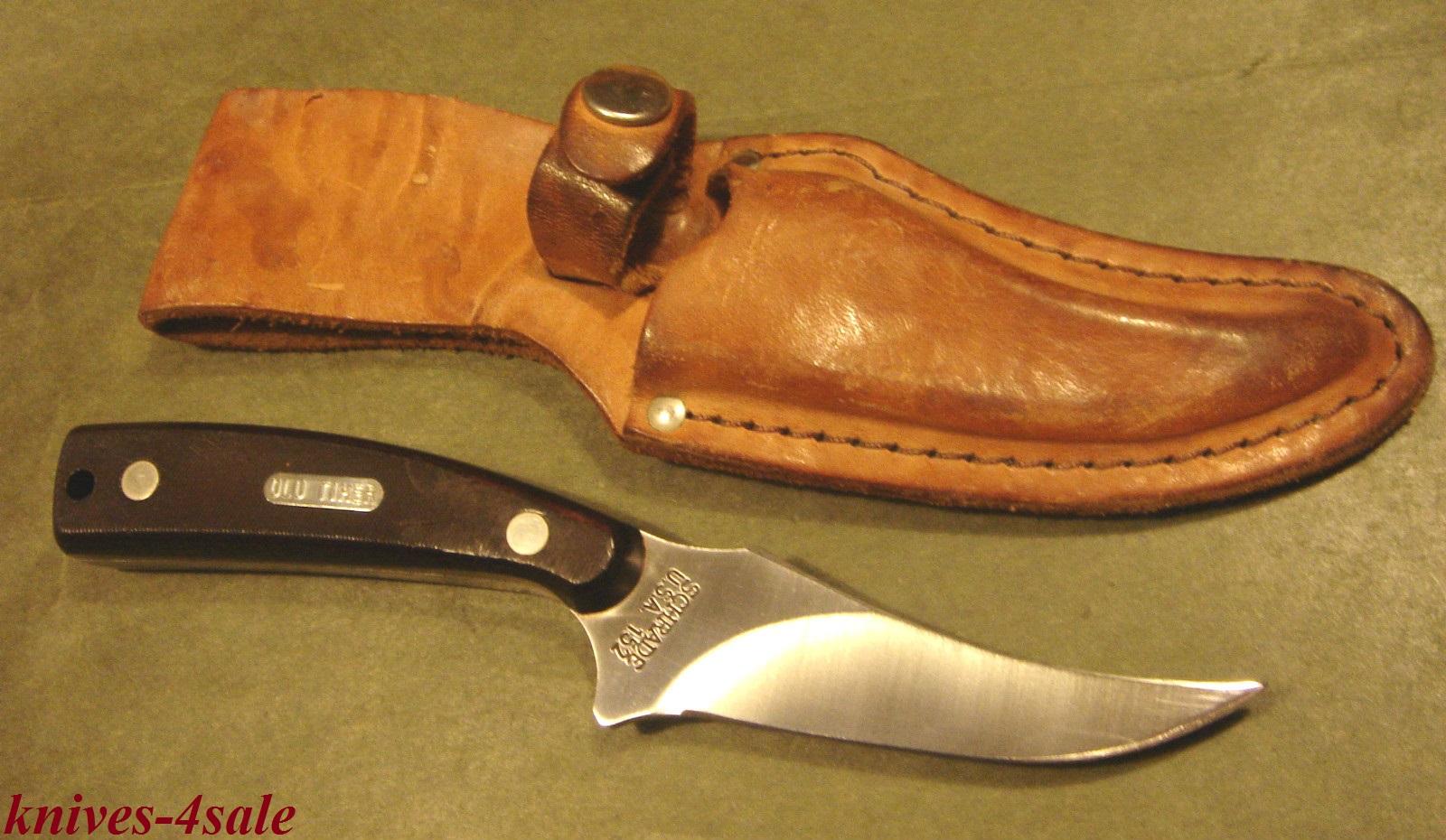 Knives 4sale Schrade Usa 152 Sharpfinger Vintage Old