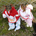 School Children Dress Up Dead Animals