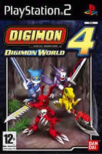 Jogo Digimon World 4