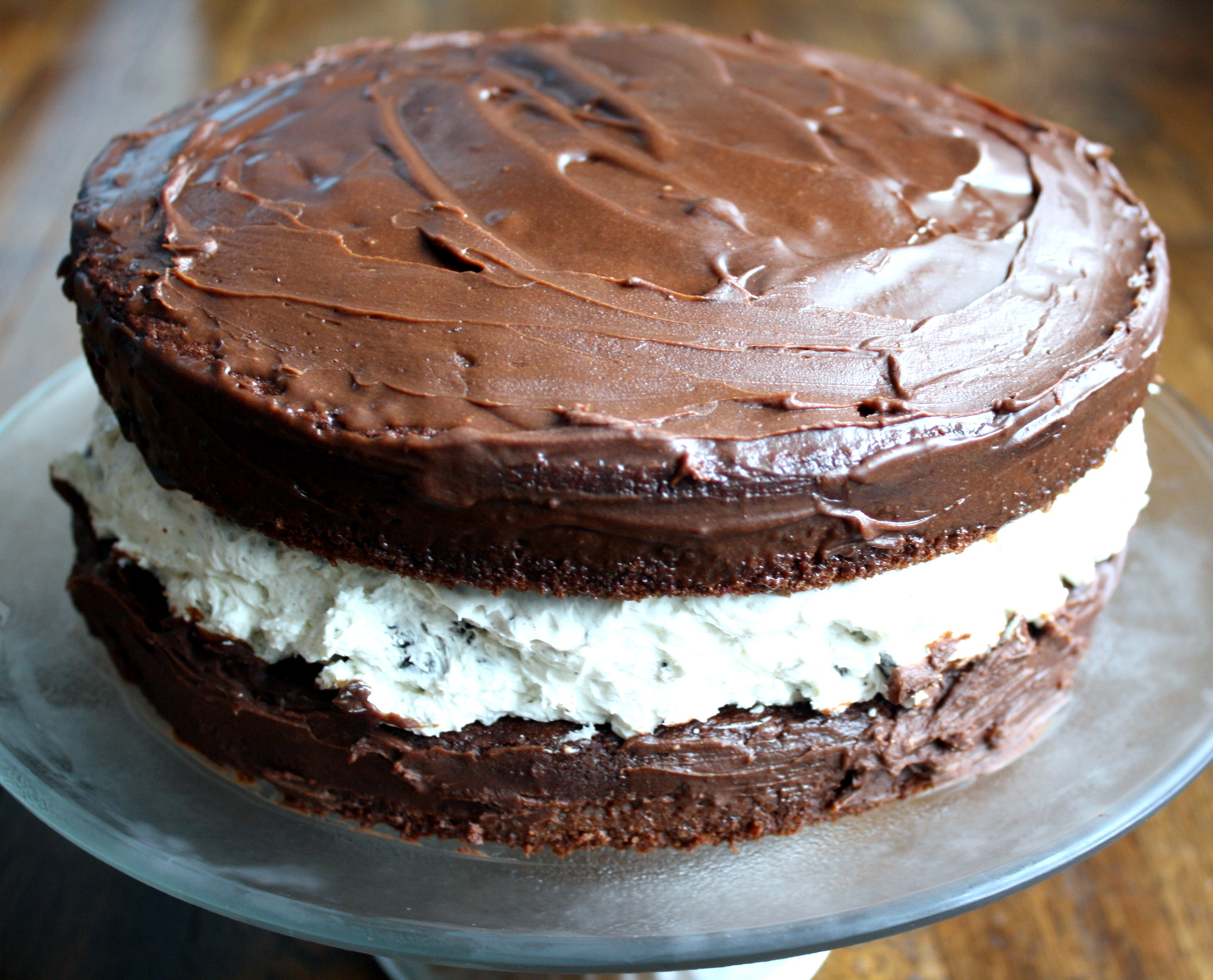 Manila Spoon: Giant Oreo Cookie Cake