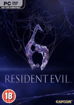 crack only resident evil 6 pc