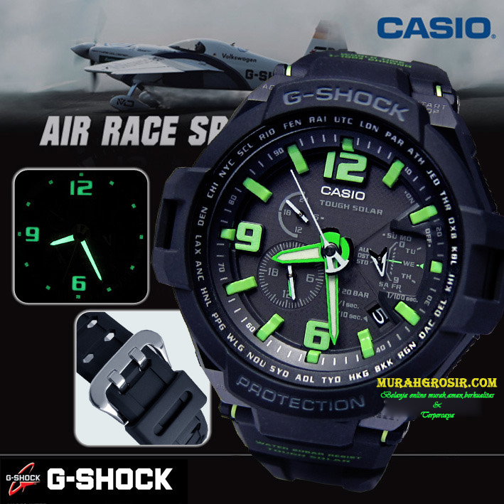 Casio G Shock User Guide And Review  Analog G Shock