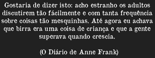 Bolsas Amarelas O Diário De Anne Frank Anne Frank