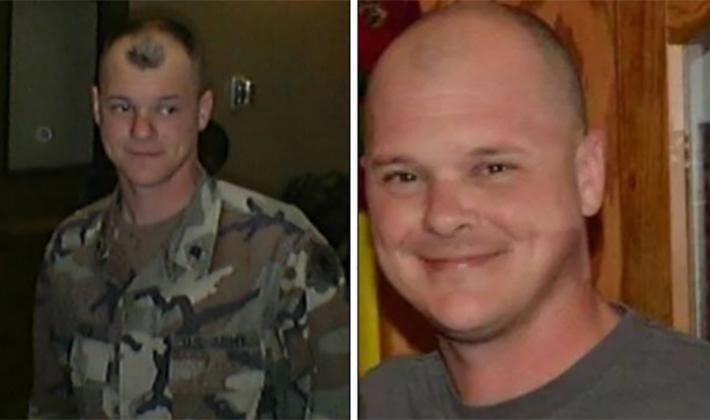 Charles Vacca, de 39 anos, foi atingido na cabeça e morreu ao ser transportado de helicóptero para um hospital local