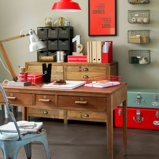transition your home office for Autumn