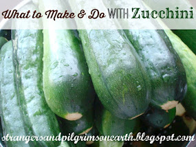 What to Make and Do with Zucchini