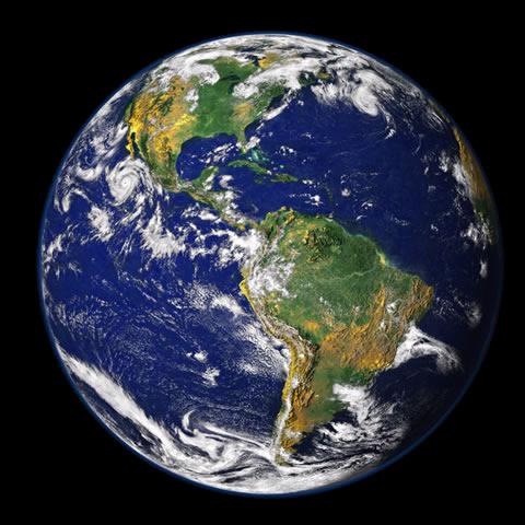 Caracteristicas del Planeta Tierra