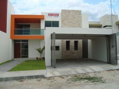 Fachadas contempor neas fachada de casa contemporanea for Frentes de casas con piedras