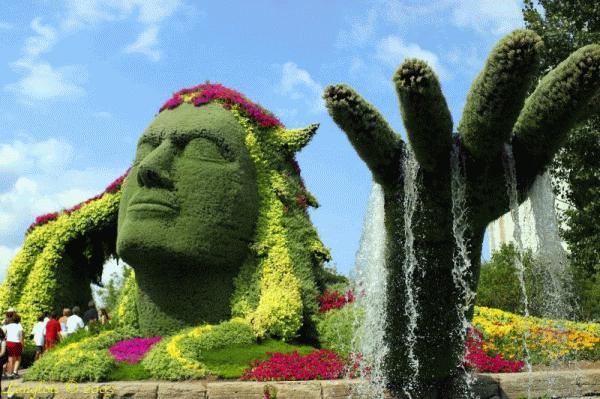 Best Tourist Spots Amazing Garden Stills