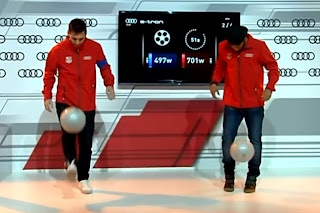 Qui de Messi ou Neymar est le meilleur jongleur ?