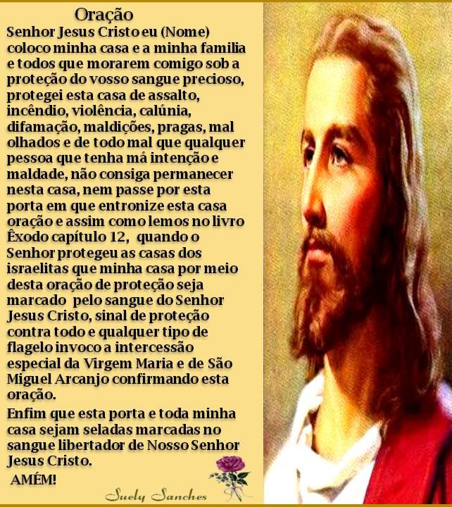 Populares Comunidade Católica Milagre da Vida: ORAÇÕES DE PROTEÇÃO PARA VOCÊ  AW16